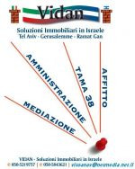 Vidan – Soluzioni immobiliari in Israele
